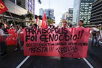 05.12.2019 - Ato contra as mortes em Paraisópolis em SP