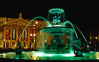 Portugal, Nationaltheater am Rossio  in Lissabon