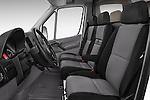 Front seat view of a 2014 Volkswagen CRAFTER 2.0TDI 4 Door Cargo Van Front Seat car photos