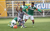 BOGOTA -COLOMBIA, 21-02-2017.Action game between  Tigres FC  and Deportivo Cali during match for the date 5 of the Aguila League I 2017 played at Metropolitano de Techo stadium . Photo:VizzorImage / Felipe Caicedo  / Staff