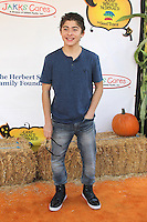 UNIVERSAL CITY, CA - OCTOBER 21:  Ryan Ochoa at the Camp Ronald McDonald for Good Times 20th Annual Halloween Carnival at the Universal Studios Backlot on October 21, 2012 in Universal City, California. © mpi28/MediaPunch Inc. /NortePhoto