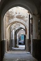 Tripoli, Libya - Medina Passageway
