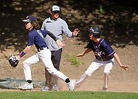Pleasanton Gold Vs Danville in Danville, CA Saturday April 20, 2019  (Photo Alan Greth /AGP Sports)