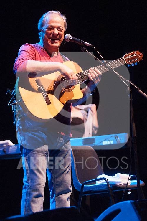 Toquinho in concert .July 23 2012. (ALTERPHOTOS/Ricky)