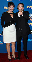 CENTURY CITY, CA - JANUARY 25: Janet Grillo, David O. Russell at the 66th Annual Directors Guild Of America Awards held at the Hyatt Regency Century Plaza on January 25, 2014 in Century City, California. (Photo by Xavier Collin/Celebrity Monitor)