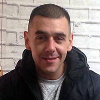 """Pictured: Martin Tate<br /> Re: Police have traded banter with an on-the-run suspect who taunted officers online.<br /> Martin Tate, 31, from Caernarfon, Gwynedd, is wanted over an alleged assault.<br /> North Wales Police posted a """"where is he hiding"""" message on Facebook - and the wanted man replied: """"Can't catch me, hahaha... see who has the last laugh now.""""<br /> Officers responded: """"You can run but you can't hide. See you soon.""""<br /> The online war of words has been liked by hundreds of people, with others leaving comments.<br /> """"Shouldn't laugh - but this is funny,"""" replied one poster, while another commented: """"Best game of hide and seek ever"""".<br /> North Wales Police has asked anyone with information about Mr Tate's whereabouts to contact them."""