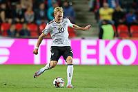 Julian Brandt #20 (Germany), Tschechische Republik vs. Germany, Football, WM-Qualifikation, 01.09.2017 *** Local Caption *** © pixathlon<br /> Contact: +49-40-22 63 02 60 , info@pixathlon.de