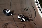 Pietro Fittipaldi, Dale Coyne Racing Honda, Max Chilton, Carlin Chevrolet