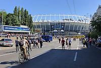 Olympic Stadium Kiev<br /> REAL MADRID - FC LIVERPOOL<br /> Football UEFA Champions League, Finale, Kiew, Ukraine, May 26, 2018<br /> CL Season 2017 2018<br />  <br />  *** Local Caption *** © pixathlon<br /> Contact: +49-40-22 63 02 60 , info@pixathlon.de