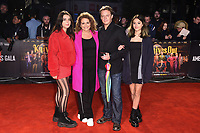 """Nadia Sawalaha<br /> arriving for the """"Knives Out"""" screening as part of the London Film Festival 2019 at the Odeon Leicester Square, London<br /> <br /> ©Ash Knotek  D3524 08/10/2019"""