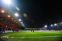 A general view of Sincil Bank, home of Lincoln City FC<br /> <br /> Photographer Chris Vaughan/CameraSport<br /> <br /> The EFL Sky Bet League Two - Lincoln City v Exeter City - Tuesday 26th February 2019 - Sincil Bank - Lincoln<br /> <br /> World Copyright © 2019 CameraSport. All rights reserved. 43 Linden Ave. Countesthorpe. Leicester. England. LE8 5PG - Tel: +44 (0) 116 277 4147 - admin@camerasport.com - www.camerasport.com
