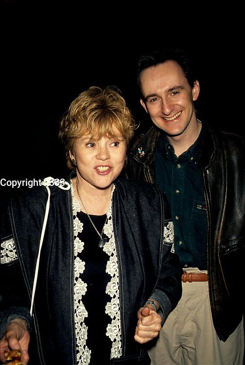 Jeanette Bertrand  et Yves Jacques<br />  au Lancement album SHOWMAN  Marc Drouin , enregistre en 1990