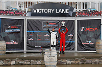 LMP3 2 Bronze Podium, #24: Sean Creech Motorsport Ligier JS P3, P3-2: Francesco Melandri