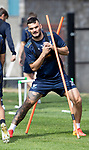St Johnstone Training….23.07.18<br />