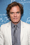 "Michael Shannon during the Opening Night After Party for ""Frankie and Johnny in the Clair de Lune"" at the Brasserie 8 1/2 on May 29, 2019  in New York City."
