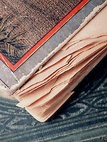 ACID DAMAGE TO BOOK PAPER<br /> SO2 In Air & Acid In Paper Content Cause Damage