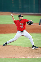 July 10th 2008:  Daniel Albritton of the Great Falls Voyagers, Rookie Class-A affiliate of the Chicago White Sox, during a game at Home of the Owlz Stadium in Orem, UT.  Photo by:  Matthew Sauk/Four Seam Images