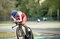 Women Elite Time trial from Imola to Imola (31.7km)<br /> <br /> 87th UCI Road World Championships 2020 - ITT (WC)<br /> <br /> ©kramon