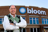 Bloom District Manager Wayne TerVeen.
