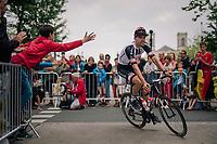 Tom Dumoulin (NED/Sunweb) at the Team presentation in La Roche-sur-Yon<br /> <br /> Le Grand Départ 2018<br /> 105th Tour de France 2018<br /> ©kramon