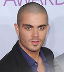 Max of The Wanted at The 2013 People's Choice Awards held at Nokia Live in Los Angeles, California on January 09,2013                                                                   Copyright 2013 Hollywood Press Agency