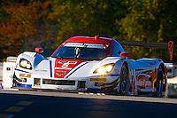 #5 Corvette DP, Joao Barbosa, Christian Fittipaldi, Sebastien Bourdais, Petit Le Mans , Road Atlanta, Braselton, GA, October 2014.   (Photo by Brian Cleary/www.bcpix.com)