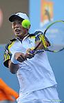 Yen Hsun Lu (TPE) loses at Australian Open in Melbourne Australia on 17th January 2013