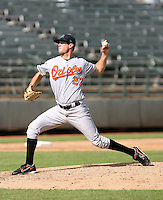 Brian Matusz / Surprise Rafters 2008 Arizona Fall League..Photo by:  Bill Mitchell/Four Seam Images