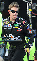 HOMESTEAD, FL - NOVEMBER 20:  Carl Edwards at the NASCAR Sprint Cup Series Ford 400 and the 2011 Series Championship at Homestead-Miami Speedway on November 20, 2011 in Homestead, Florida<br /> <br /> <br /> People:  Carl Edwards