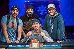 2016 WSOP Event #4: $1000 Top Up Turbo No-Limit Hold'em