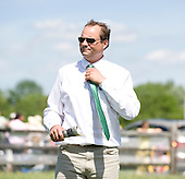 2011 Champions: Richard Valentine, leading timber trainer