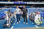 Joey Barton and Danny Willett