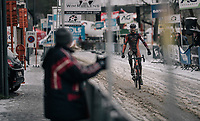 Yannick Peeters (BEL/Pauwels Sauzen-Vastgoedservice) wins the U23 Men's Race<br /> <br /> CX Vlaamse Druivencross Overijse 2017
