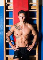 Paul Ruggeri - USA Gymnast