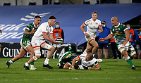 Friday 2nd October 2020 | Ulster Rugby vs Benetton Rugby<br /> <br /> David McCann during the PRO14 Round 1 clash between Ulster Rugby and Benetton Rugby at Kingspan Stadium, Ravenhill Park, Belfast, Northern Ireland. Photo by John Dickson / Dicksondigital
