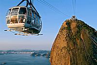 Morro do Pão de Açucar. Rio de Janeiro. 2006. Foto de Ricardo Azoury.