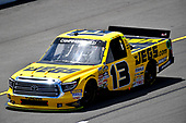 NASCAR Camping World Truck Series<br /> Overton's 150<br /> Pocono Raceway, Long Pond, PA USA<br /> Saturday 29 July 2017<br /> Cody Coughlin, JEGS Toyota Tundra<br /> World Copyright: Rusty Jarrett<br /> LAT Images