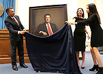 Sandoval portrait unveiled