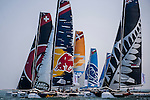 Day 1 - Extreme Sailing Series Act 3 Qingdao for Red Bull