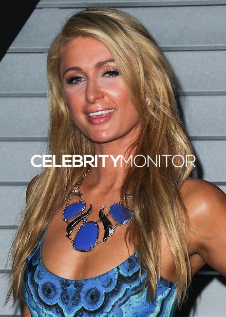 WEST HOLLYWOOD, CA, USA - JUNE 10: Paris Hilton arrives at the MAXIM Hot 100 Party held at the Pacific Design Center on June 10, 2014 in West Hollywood, California, United States. (Photo by Xavier Collin/Celebrity Monitor)