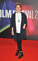 """Ari Wegner at the 65th BFI London Film Festival """"The Power Of The Dog"""" American Express gala, Royal Festival Hall, Belvedere Road, on Monday 11th October 2021, in London, England, UK. <br /> CAP/CAN<br /> ©CAN/Capital Pictures"""