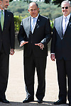 XXX during the meeting with President of Costa Rica Republic, Luis Guillermo Solis Rivera at Zarzuela Palace in Madrid, May 08, 2017. Spain.<br /> (ALTERPHOTOS/BorjaB.Hojas)