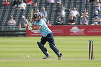 Tom Westley in batting action for Essex during Gloucestershire vs Essex Eagles, Royal London One-Day Cup Cricket at the Bristol County Ground on 3rd August 2021