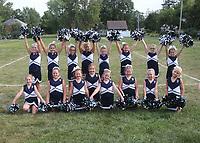 JFL Cheerleaders 8/24/17
