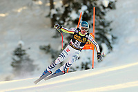 19th December 2020; Saslong, Val Gardena, Tyrol, Italy; International Ski Federation Alpine Ski World Cup, 2nd Men's Downhill, Val Gardena; Manuel Schmid (GER)