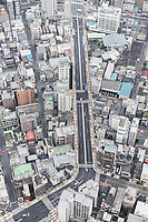 Central Tokyo viewed from the Tokyo Sky Tree.