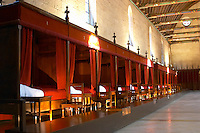 hospices de beaune, hotel dieu grand'salle beaune cote de beaune burgundy france