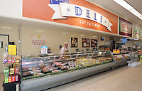 Sam Lane at the Deli counter