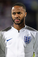 Raheem Sterling of England during the UEFA Euro 2020 Qualifying Group A match between Kosovo and England at Fadil Vokrri Stadium on November 17th 2019 in Pristina, Kosovo. (Photo by Daniel Chesterton/phcimages.com)<br /> Photo PHC Images / Insidefoto <br /> ITALY ONLY
