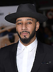 Swizz Beatz attends The Universal Pictures L.A. premiere of Dumb and Dumber To held at The Regency Village Theatre in Westwood, California on November 03,2014                                                                               © 2014 Hollywood Press Agency